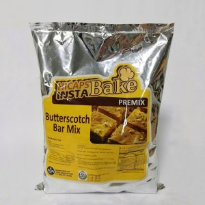 HICAPS INSTABAKE Butterscotch Mix 1kg