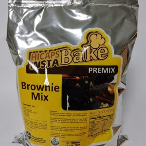 HICAPS INSTABAKE Brownie Mix 1kg
