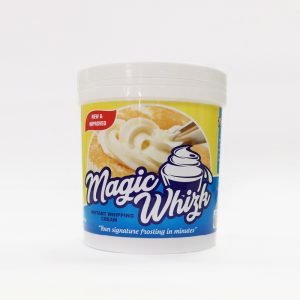 MAGIC WHIZK Instant Whipping Cream