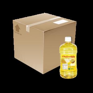 HICAPS ChiffonAide Cake Oil 1L x 15