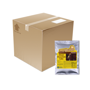 HICAPS INSTABAKE Moist Chocolate Cake Mix 1kg x 10