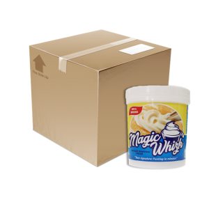 MAGICWHIZK Instant Whipping Cream 4.5kg x 5