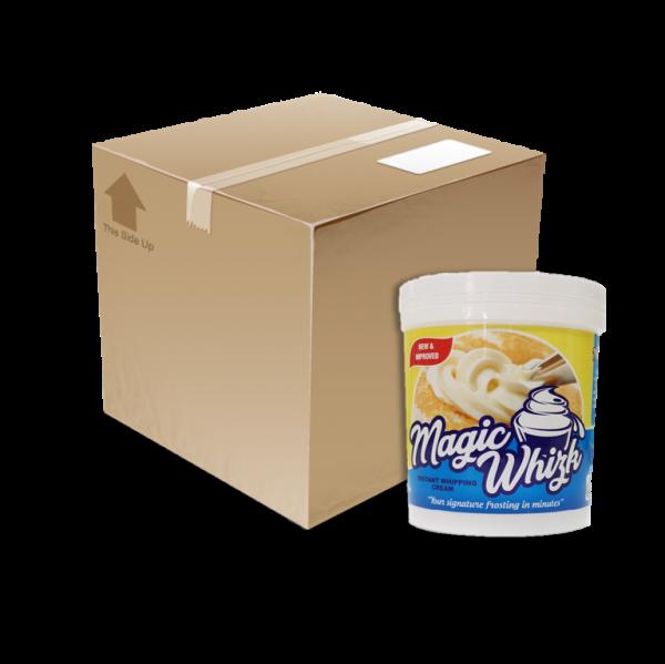 magic whizk super tub box