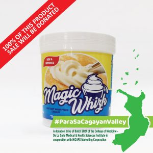MAGICWHIZK Instant Whipping Cream 1kg #ParaSaCagayanValley