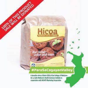 HICOA Premium Cocoa Powder 500g #ParaSaCagayanValley