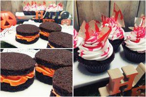 Whoppie Pie & Bloody Cupcakes